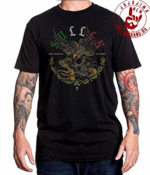 Sullen футболка art mexican / L, XL,2XL