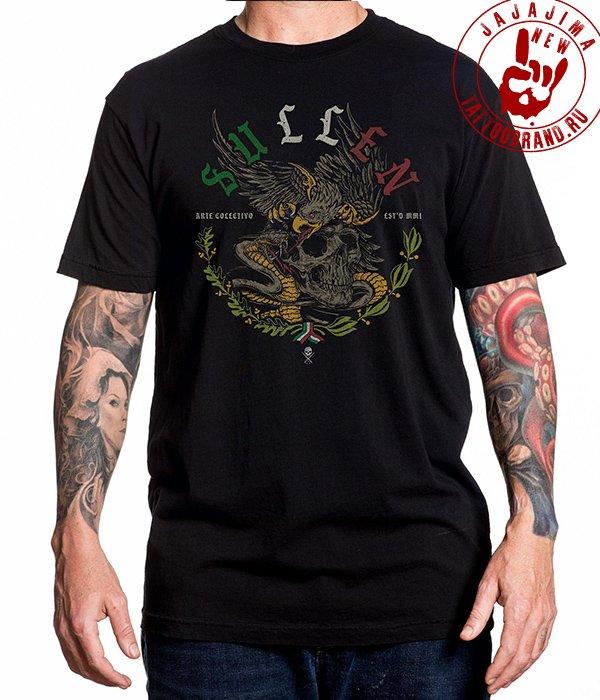 Sullen футболка art mexican / L