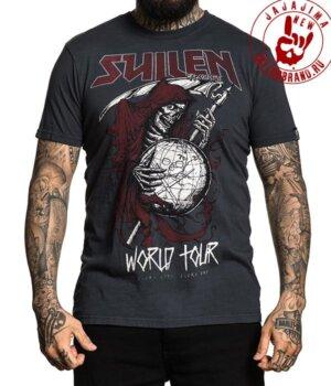 Sullen футболка World tour / S, L, XL