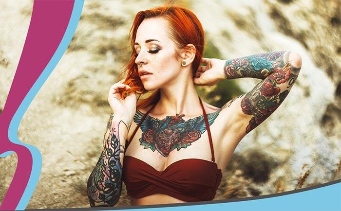 какие девушки делают татуировки