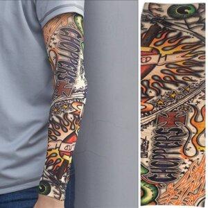 эластичный тату-рукав Сhoppers
